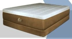 Luxury Grand 14 inch memory foam mattress