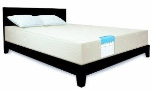 Serta 10 inch Gel Memory Foam mattress