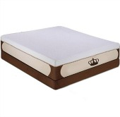 DynastyMattress Cool Breeze Gel Memory Foam Mattress