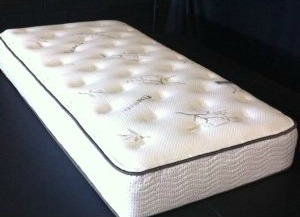 Dreamfoam Bedding Queen Dreams Latex Mattress