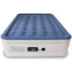 SoundAsleep Dream Series Air Mattress with ComfortCoil Technology and Internal High Capacity Pump