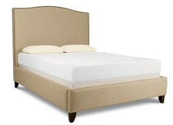 Tempur-Pedic Cloud mattress and headboard