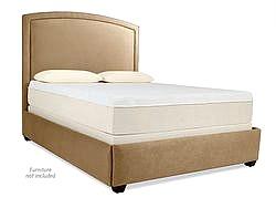 Tempur-Pedic Cloud Supreme review: Cloud Supreme mattress and headboard