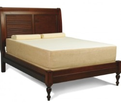 Tempur-Pedic Rhapsody Bed mattress and headboard