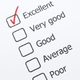 ratings checklist