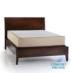 Comfort Dreams Select-a-Firmness memory foam mattress