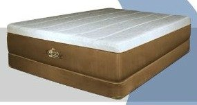 Silver Rest Luxury Grand 14 Inch Memory Foam Mattress