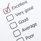 ratings checklist