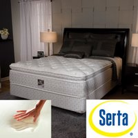 Serta Delphina pillow top mattress