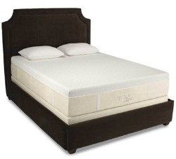 Tempur-Pedic Cloud Luxe mattress and headboard
