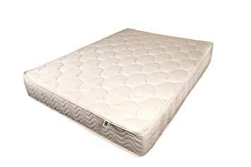 Spindle latex mattress